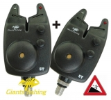 Giants Fishing Bite Alarm ST ( 12V Baterie) AKCE 1+1!