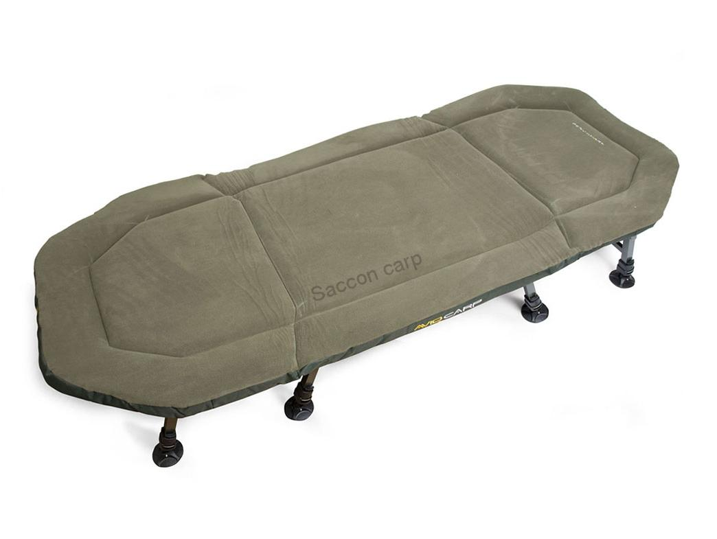 Avid Carp Benchmark Beds XL