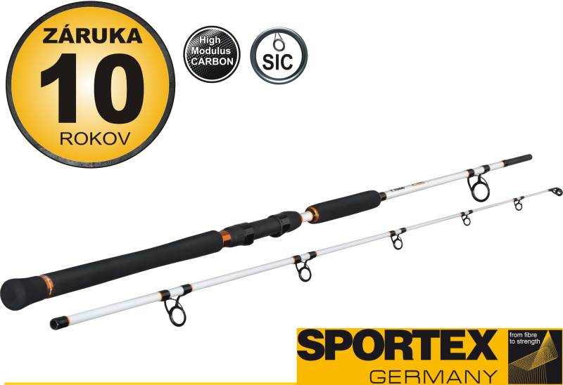 Sportex Turbo Cat Spin 270cm, 90-160g