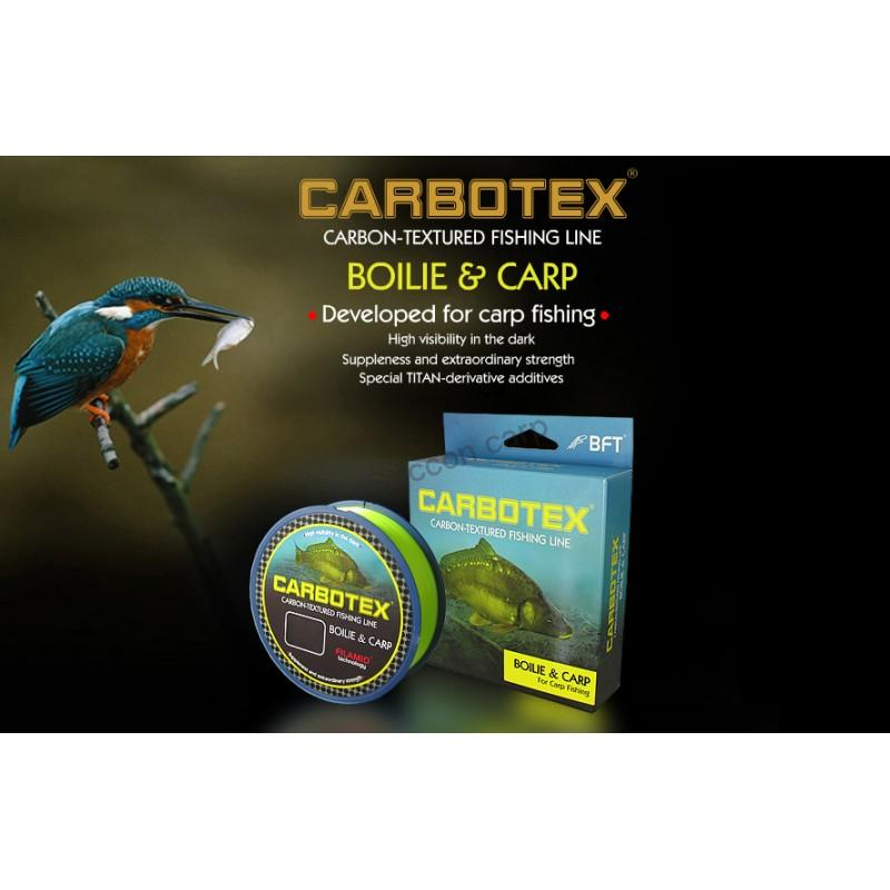 Carbotex Boilie 650m, 0,245mm