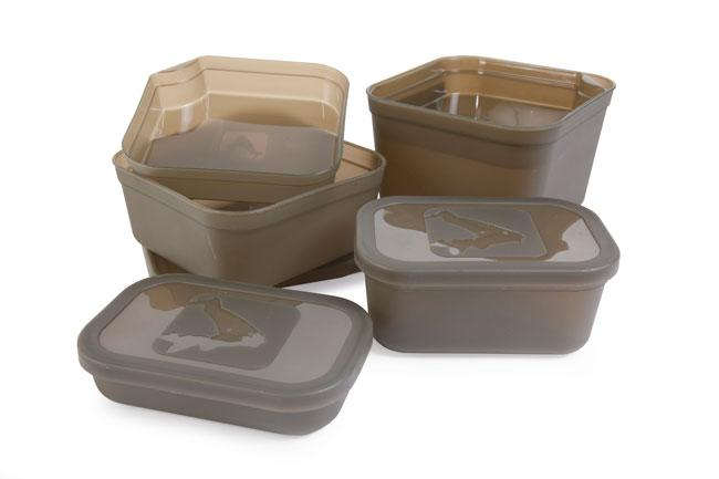 Avid Carp Bait and Bits Tubs Small 0,3l