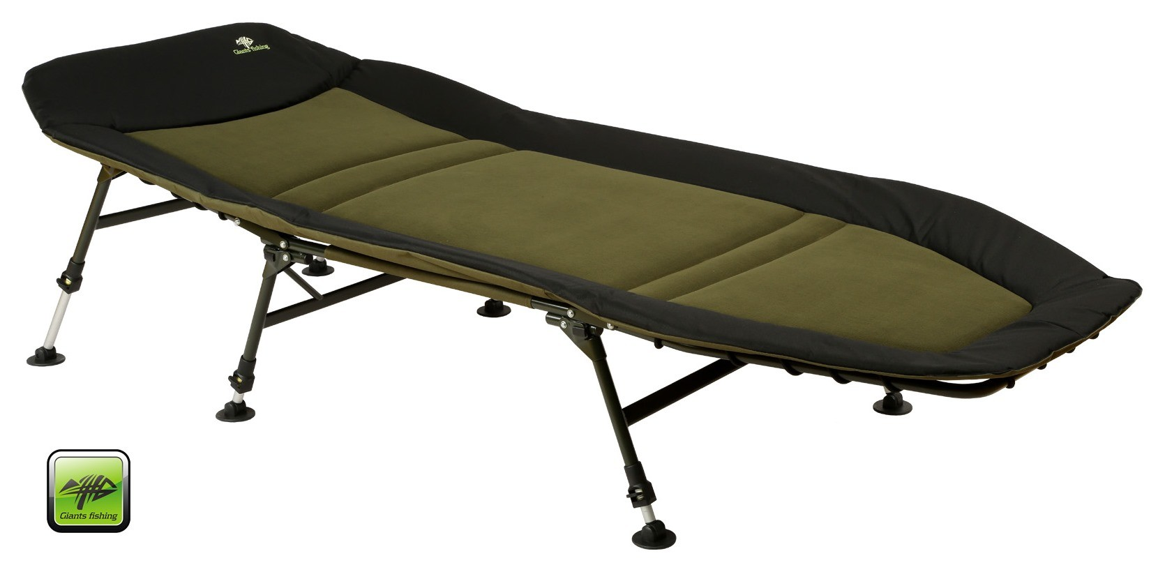 Giants Fishing Flat Fleece 6Leg Bedchair lehátko