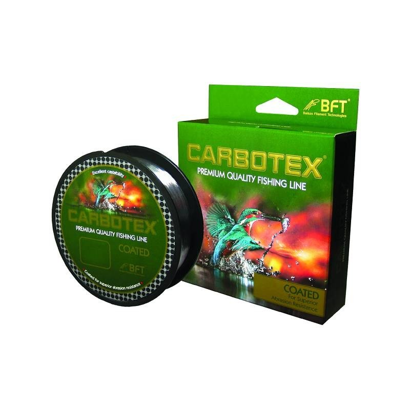 Carbotex Coated 500m, 0,255mm