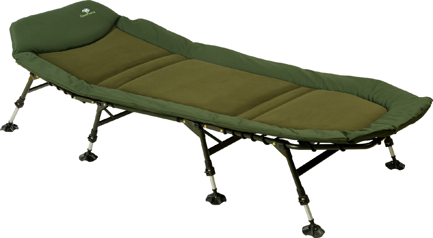 Giants Fishing Bedchair Flat Fleece XL 8Leg