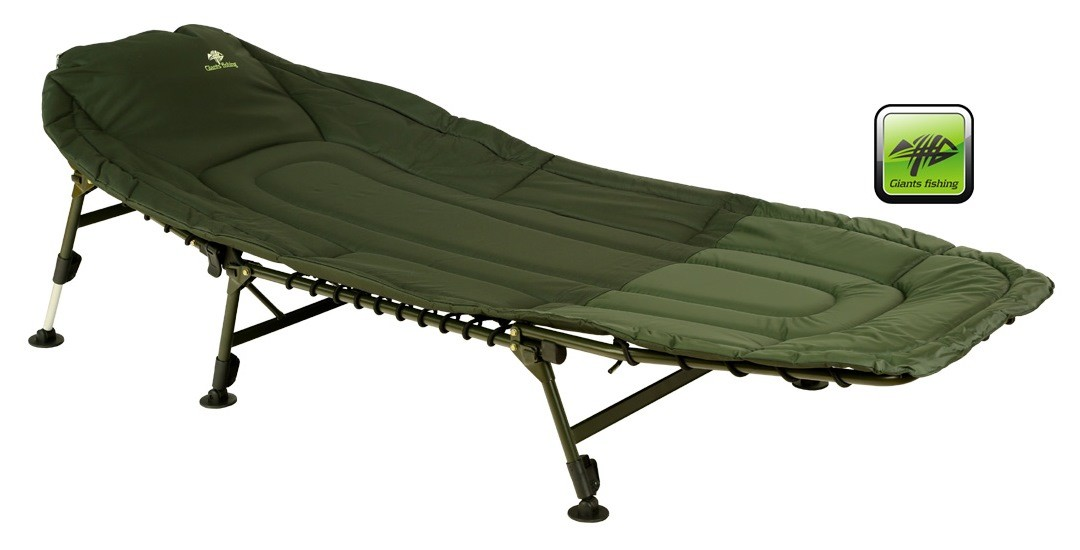 Giants Fishing Specialist Bedchair 6Leg
