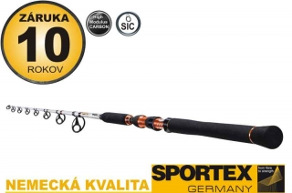 Sportex Turbo Cat Boje 330cm, 250-500g