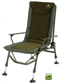 Giants Fishing Luxury Fleece MKII Chair