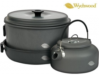 Wychwood 6 Piece Pan & Kettle Set