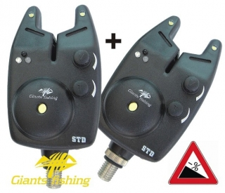 Giants Fishing Bite Alarm STD (12V Baterie) AKCE 1+1!