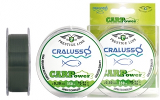 Cralusso Carp Power 350m, 0,25mm
